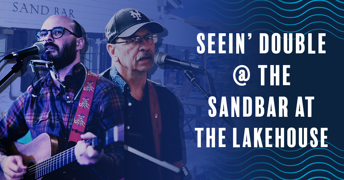 The Sand Bar at the Lake House